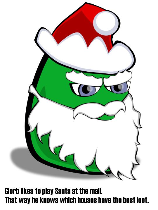 Santa Glorb.